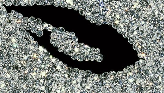 Diamond Marlene - Detail