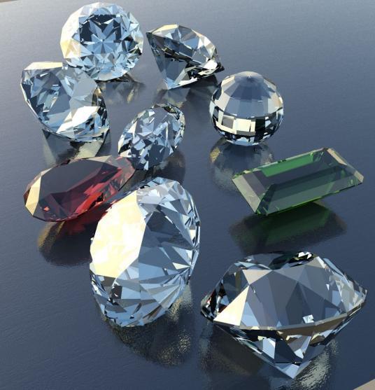 Diamond Render - Step 2