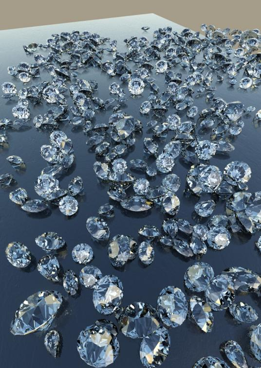 Diamond Render - Step 3b