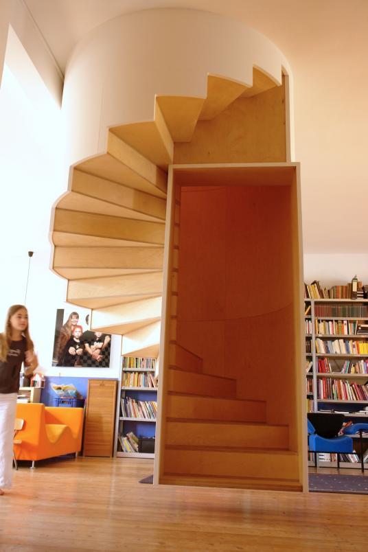 Master Stairwell