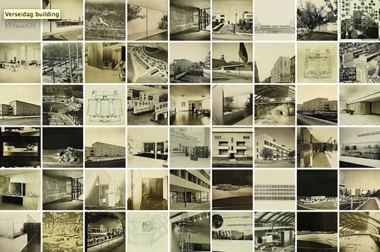 Mies Flickr Grid