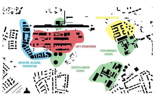 Program zones