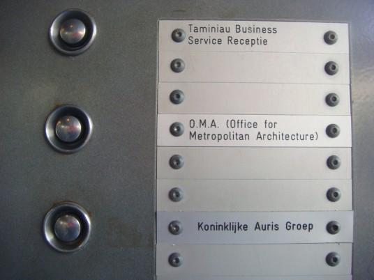 OMA doorbell